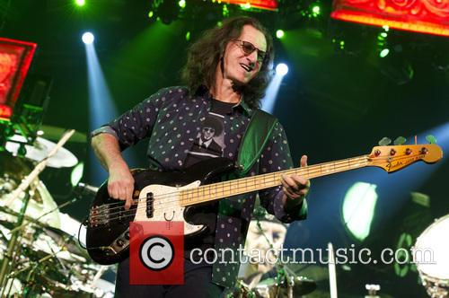 Geddy Lee and Rush 1
