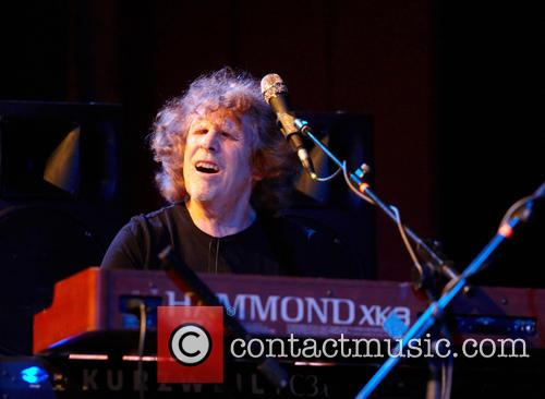 The Zombies and Rod Argent 1