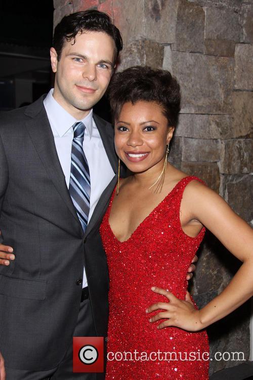 Jonny Orsini and Shalita Grant