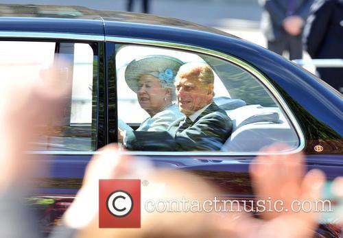 Queen, Elizabeth Ii, Prince Philip and The Duke Of Edinburgh 2