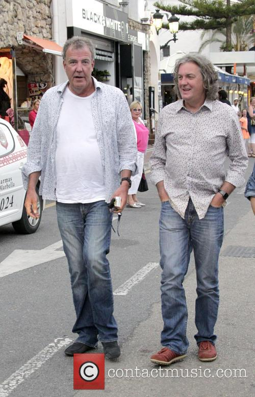 James May and Jeremy Clarkson 3