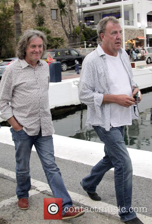 James May and Jeremy Clarkson 5