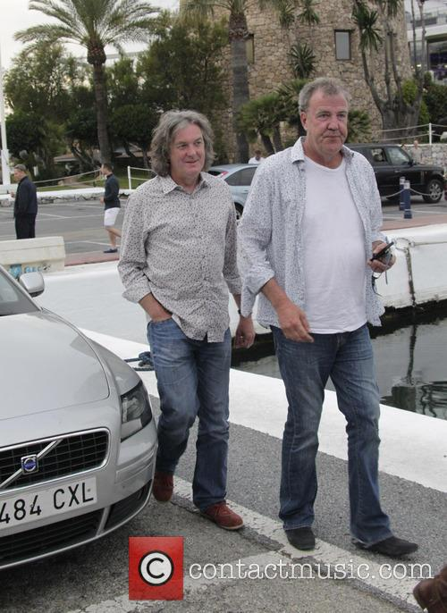 James May and Jeremy Clarkson 6