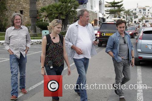 Richard Hammond, James May and Jeremy Clarkson 2
