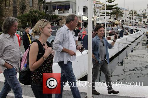 Richard Hammond, James May and Jeremy Clarkson 7