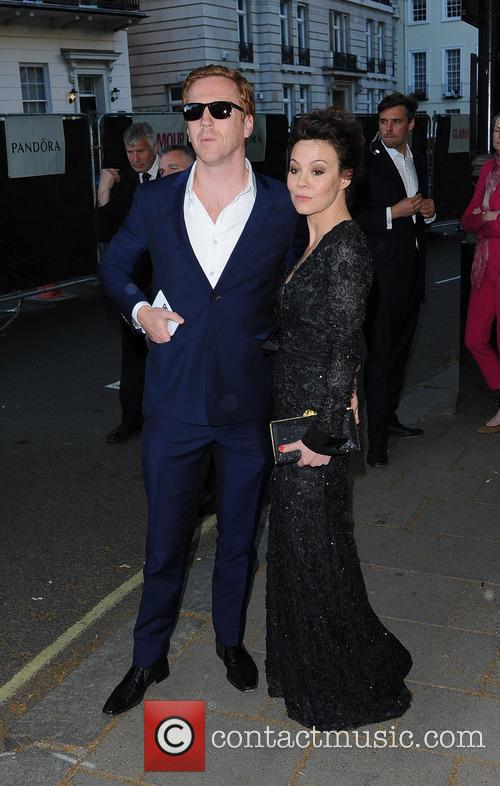 Damien Lewis and Helen Mccory 11
