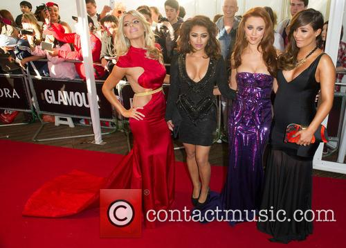 The Saturdays, Mollie King, Vanessa White and Una Healy:frankie Sandford