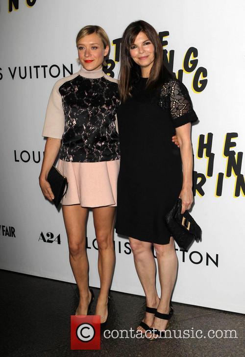 Chloë Sevigny and Jeanne Tripplehorn