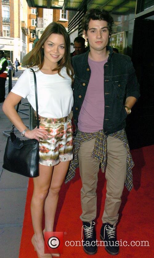 Brett Anderson and Scarlett Bryne