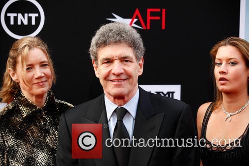 Mel Brooks, Cindy Horn, Alan Horn and Cassidy Horn