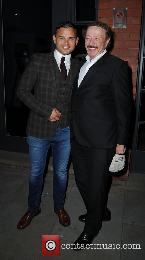 Ryan Thomas and His Father