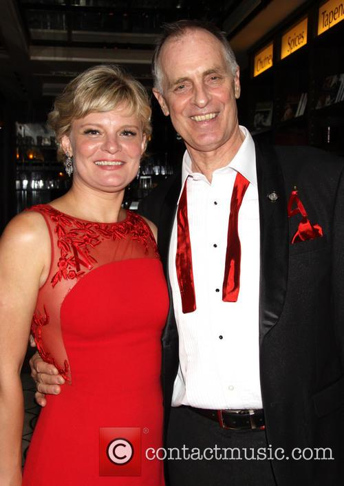 Martha Plimpton and Keith Carradine
