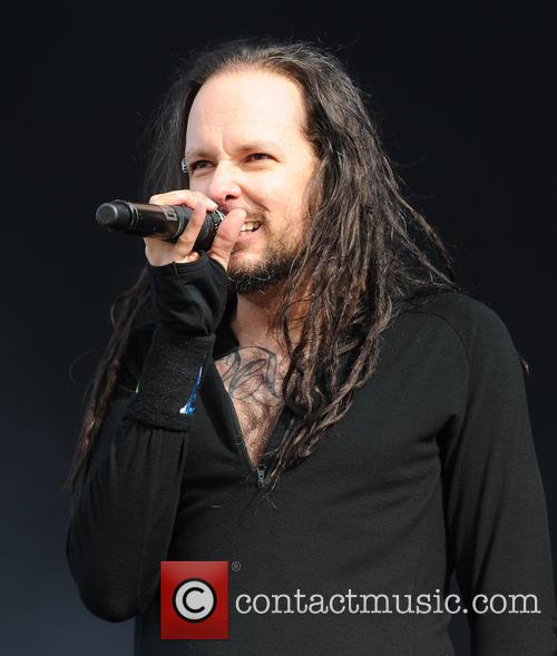 Jonathan Davis and Korn 1