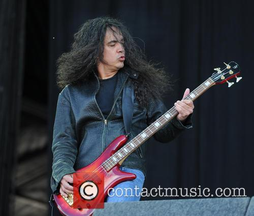 Jerry Cantrell, Mike Inez and Alice In Chains 9