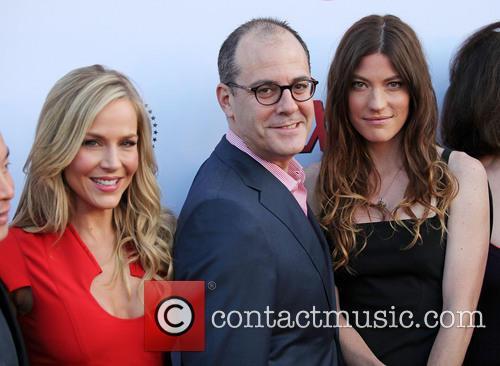 C.s. Lee, Julie Benz, David Nevins and Jennifer Carpenter 1