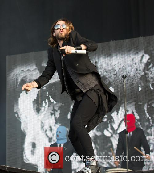 30 Seconds To Mars and Jared Leto 3