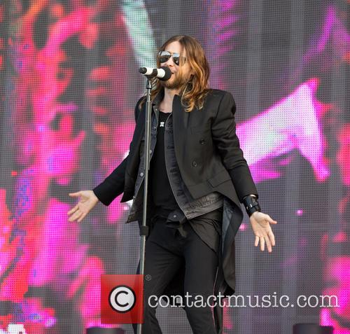 30 Seconds To Mars and Jared Leto 7
