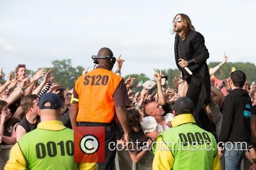 30 Seconds To Mars and Jared Leto 8