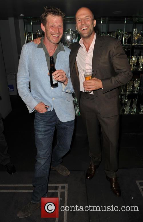 Jason Flemyng and Jason Statham