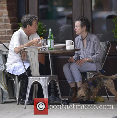 Lou Reed and Laurie Anderson 2