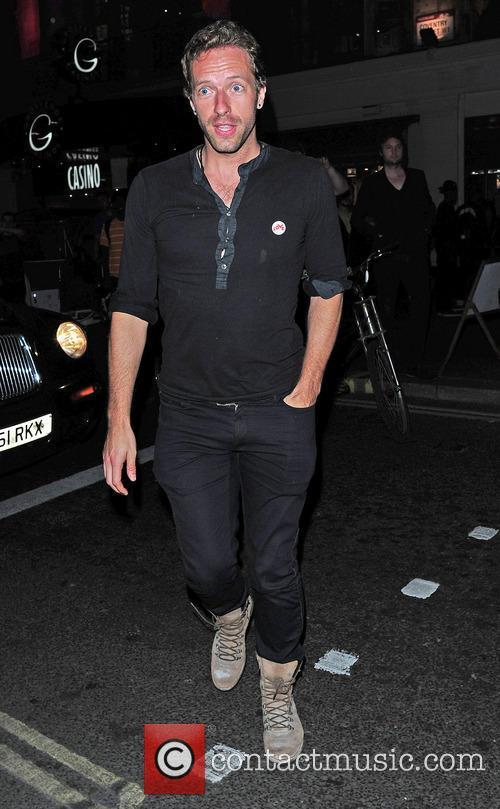 Chris Martin 1
