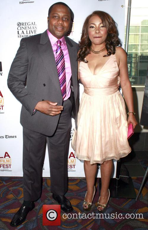 Derrick Mcmillon and Paula Jai Parker