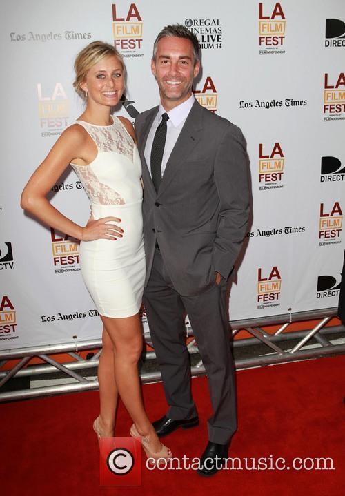Jay Harrington and Monica Richards 1