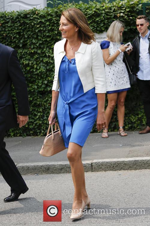 Wimbledon, Carole Middleton and Tennis