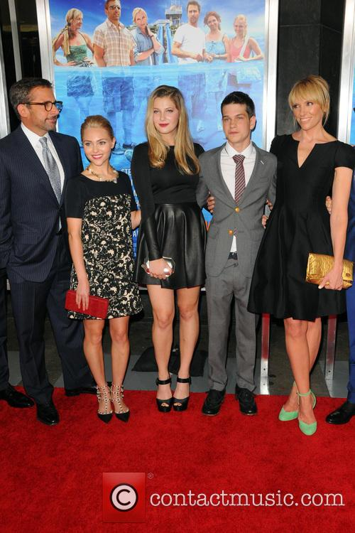 Steve Carell, Annasophia Robb, Allison Janney, Liam James and Toni Collette