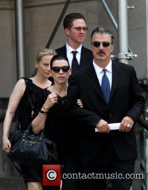 Julianna  Margulies and Chris Noth 4