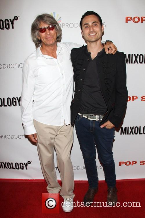 Eric Roberts and Keaton Simons 3