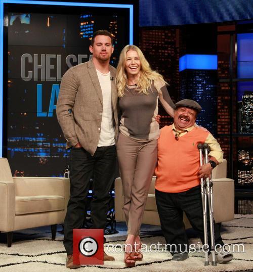Channing Tatum, Chelsea Handler and Chuy Bravo