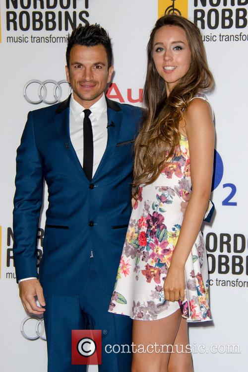 Peter Andre and Emily Macdonagh 1