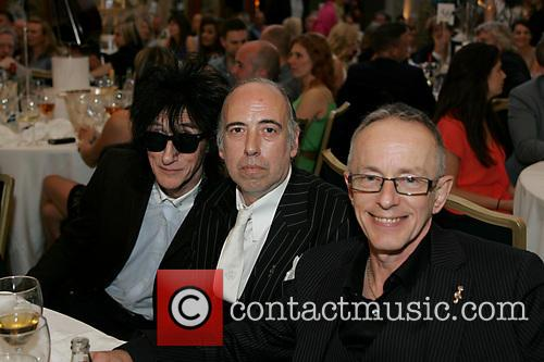 John Cooper Clarke and Mick Jones Of The Clash