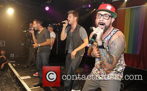 Backstreet Boys, A. J. Mclean, Howie Dorough, Nick Carter, Kevin Richardson and Brian Littrell 2
