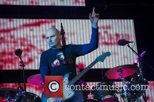 Billy Corgan and Smashing Pumpkins
