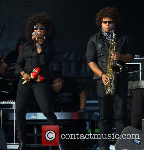 Jake Clemons and E Street Band