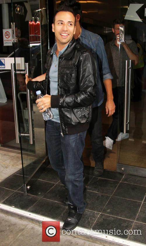 Howie Dorough and Backstreet Boys 1