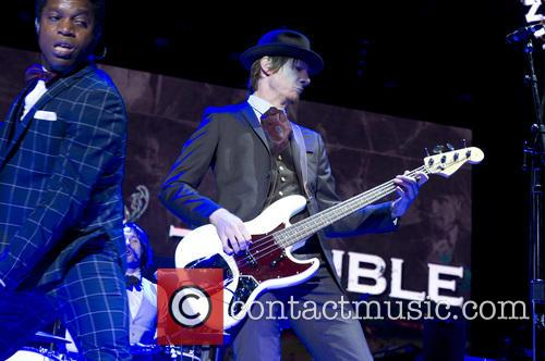 Rick Barrio Dill and Vintage Trouble