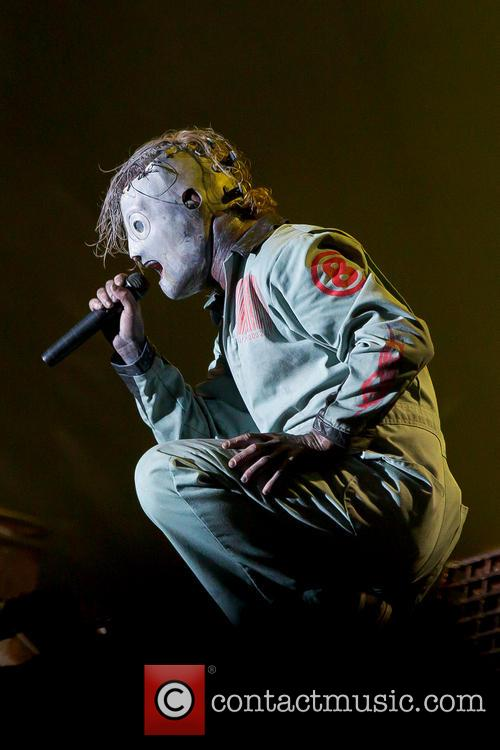 Corey Taylor and Slipknot