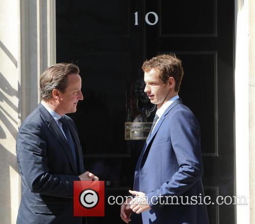 Andy Murray and David Cameron 2