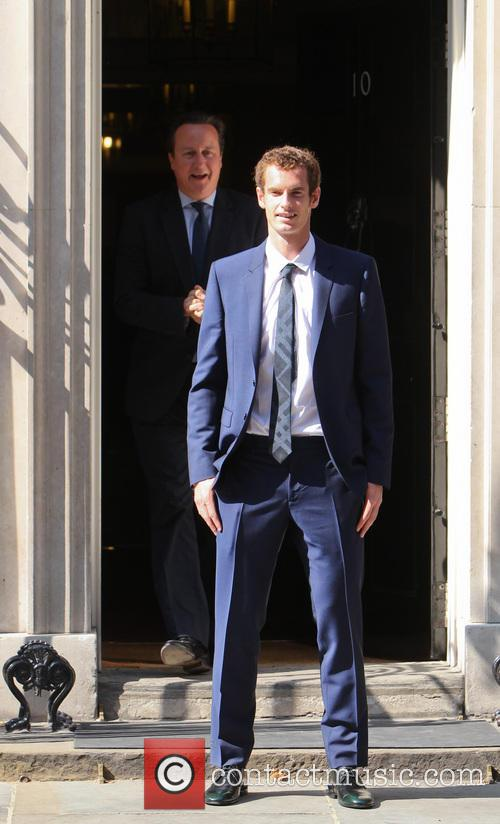 Andy Murray and David Cameron 7