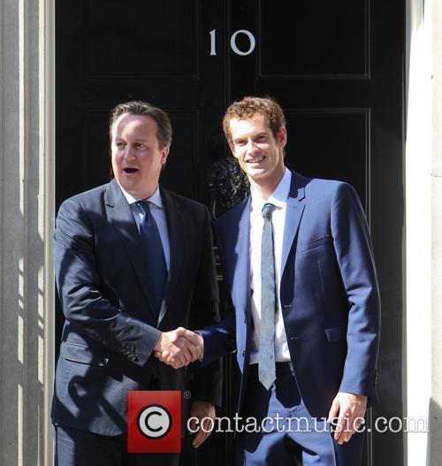 Andy Murray and David Cameron 8