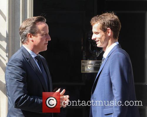 Andy Murray and David Cameron 11