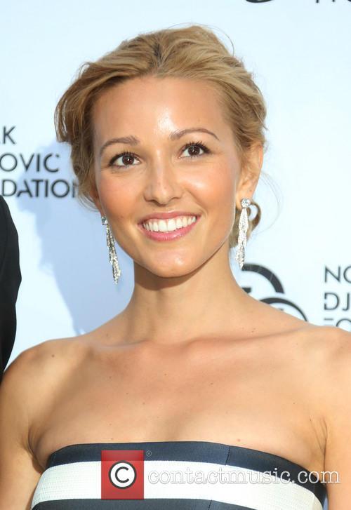 Novak Djokovic and Jelena Ristic 1