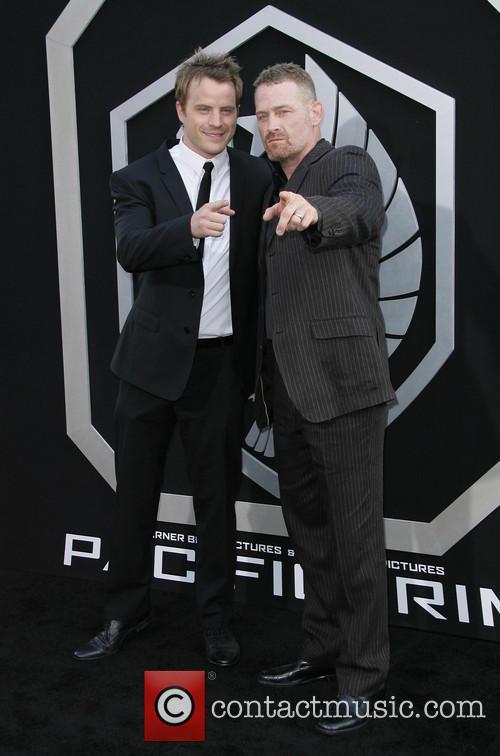 Rob Kazinsky and Max Martini 5