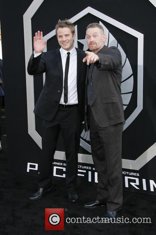 Rob Kazinsky and Max Martini 6