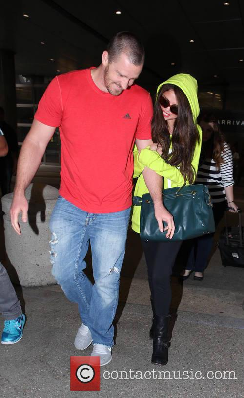 Selena Gomez and Brian Teefey 1