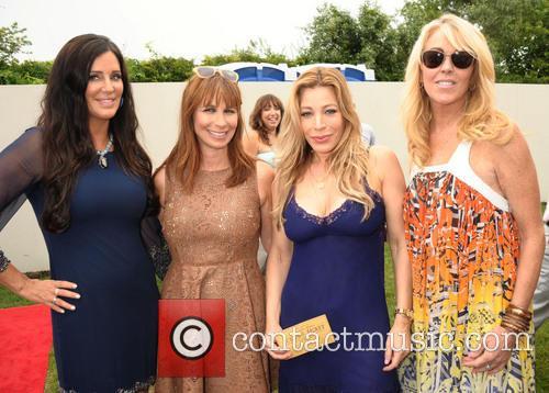 Patti Stranger, Jill Zarin, Taylor Dayne and Dina Lohan
