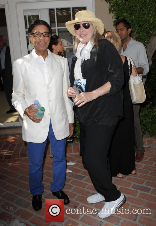 Moroccan Consul Abdu Saoud and Betty Thomas 1
